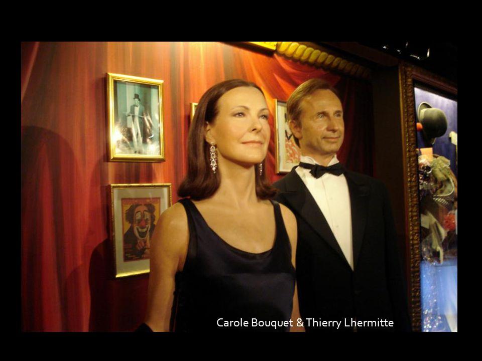 Carole Bouquet & Thierry Lhermitte