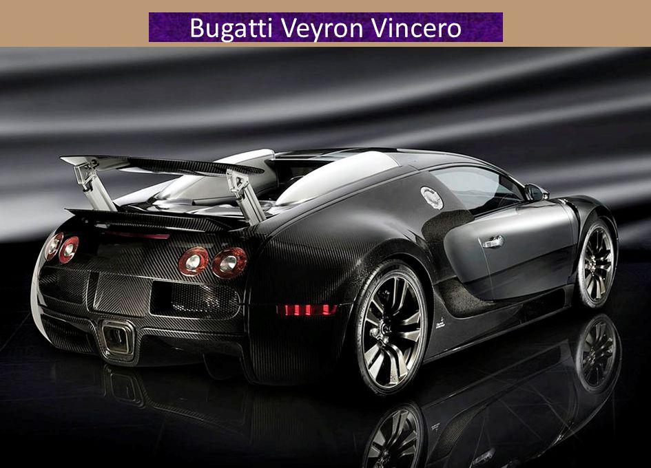 Bugatti Veyron LINEA Vincero Oro