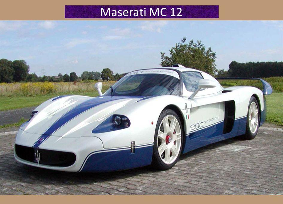 Maserati Gran Turismo S 440ch 245 km/h 129407 €