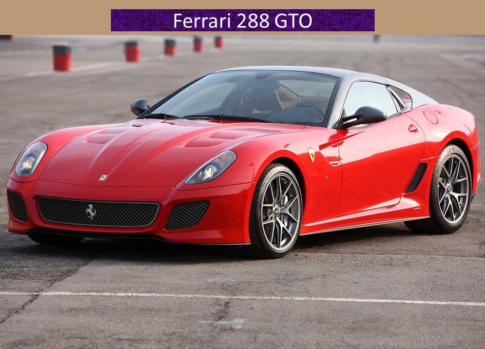 Ferrari 458 V8 2010 570ch 325 km/h 196 953 €
