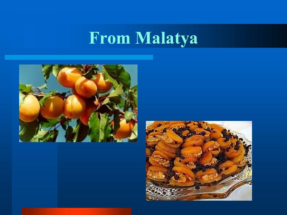 From Malatya