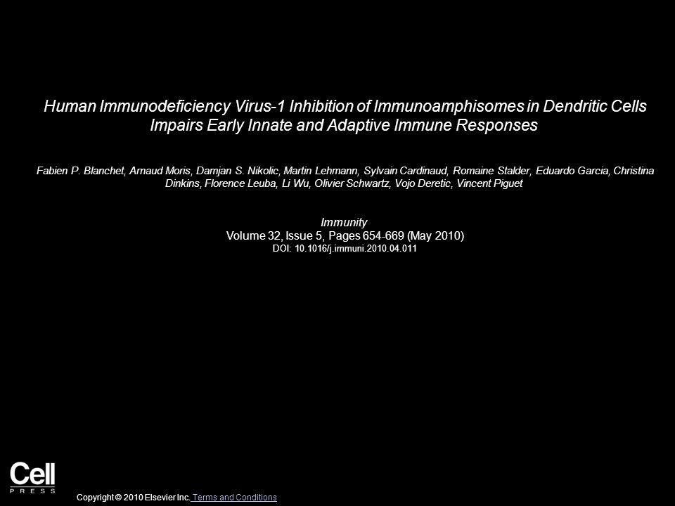 Figure 1 Immunity 2010 32, 654-669DOI: (10.1016/j.immuni.2010.04.011) Copyright © 2010 Elsevier Inc.