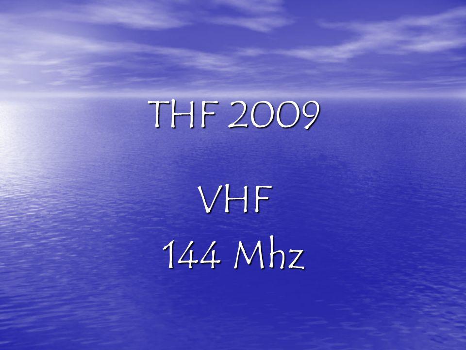 THF 2009 UHF 432 Mhz