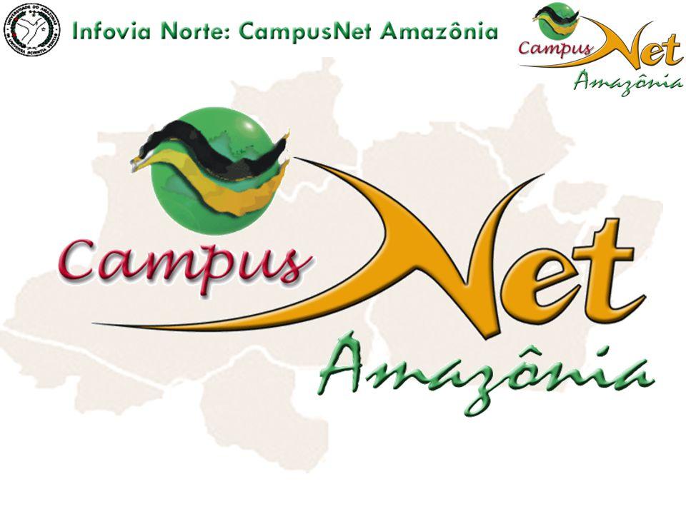 CampusNet Amazonia Telematics Network looks at interiorization of Amazonian universities through distance education and e-health / telemedicine programs Purpose