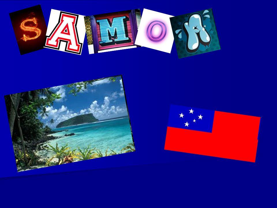 Motu o Samoa E lua motu lauiloa o Samoa, o Upolu ma Savai'i.