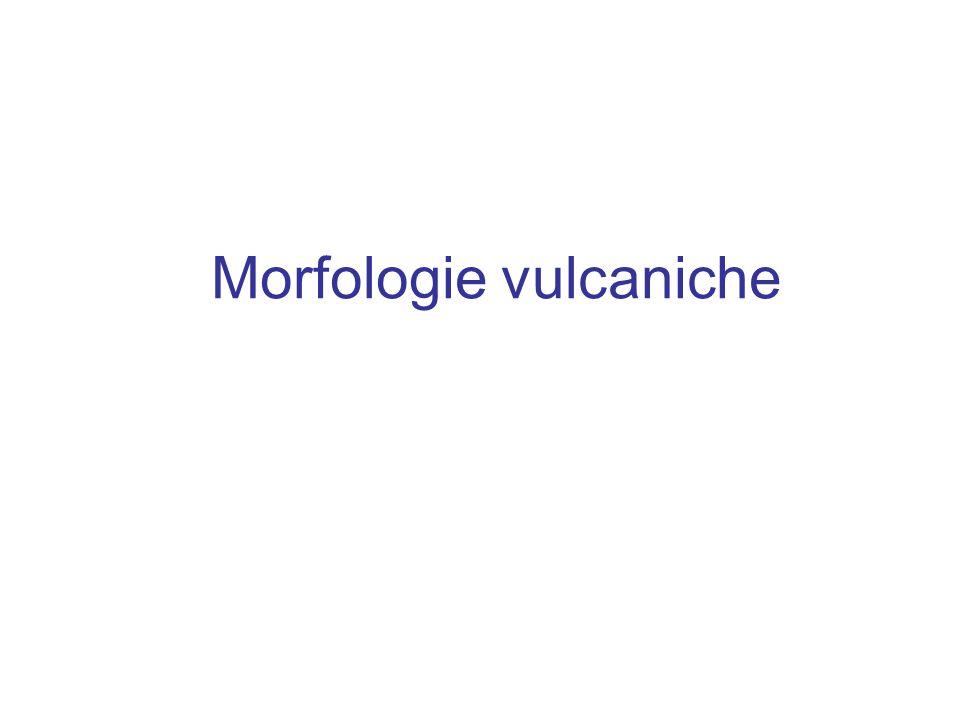 Morfologie vulcaniche