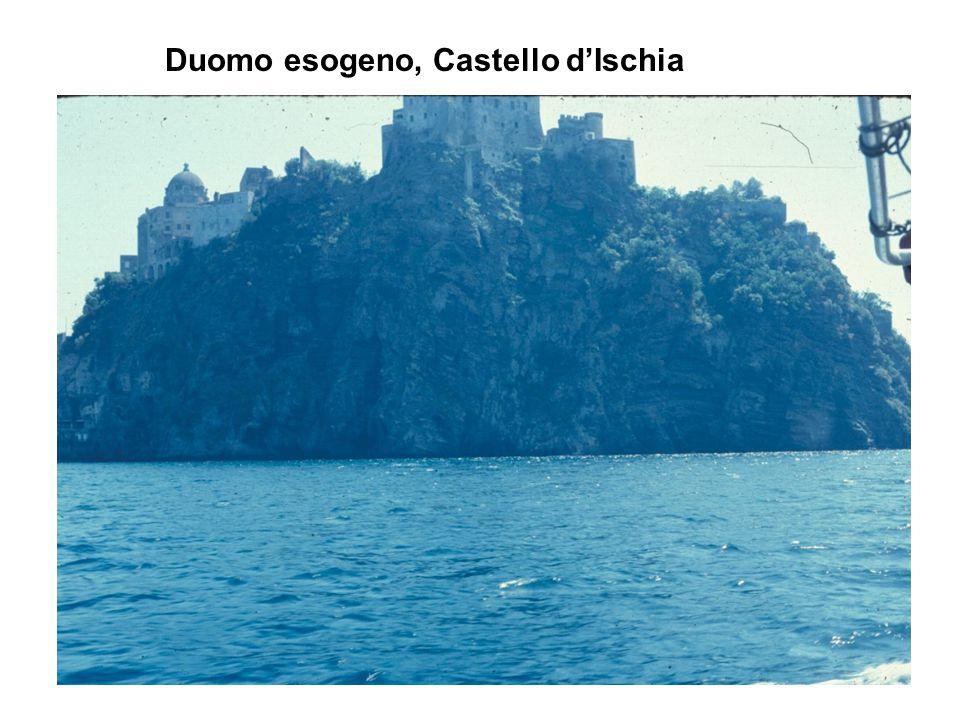 Duomo esogeno, Castello d'Ischia