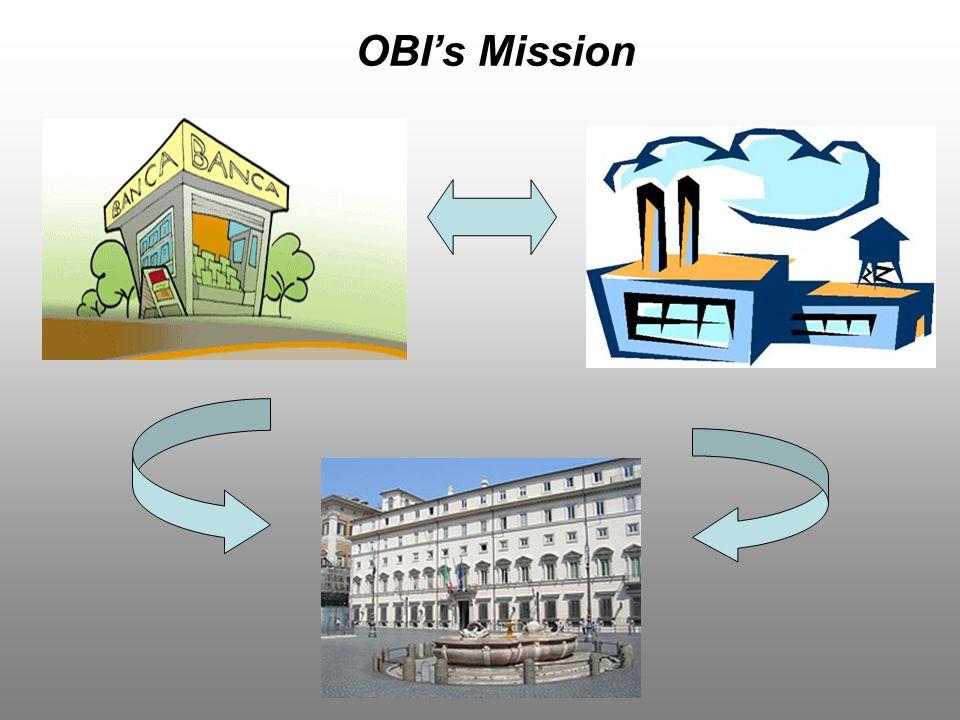 OBI's Mission
