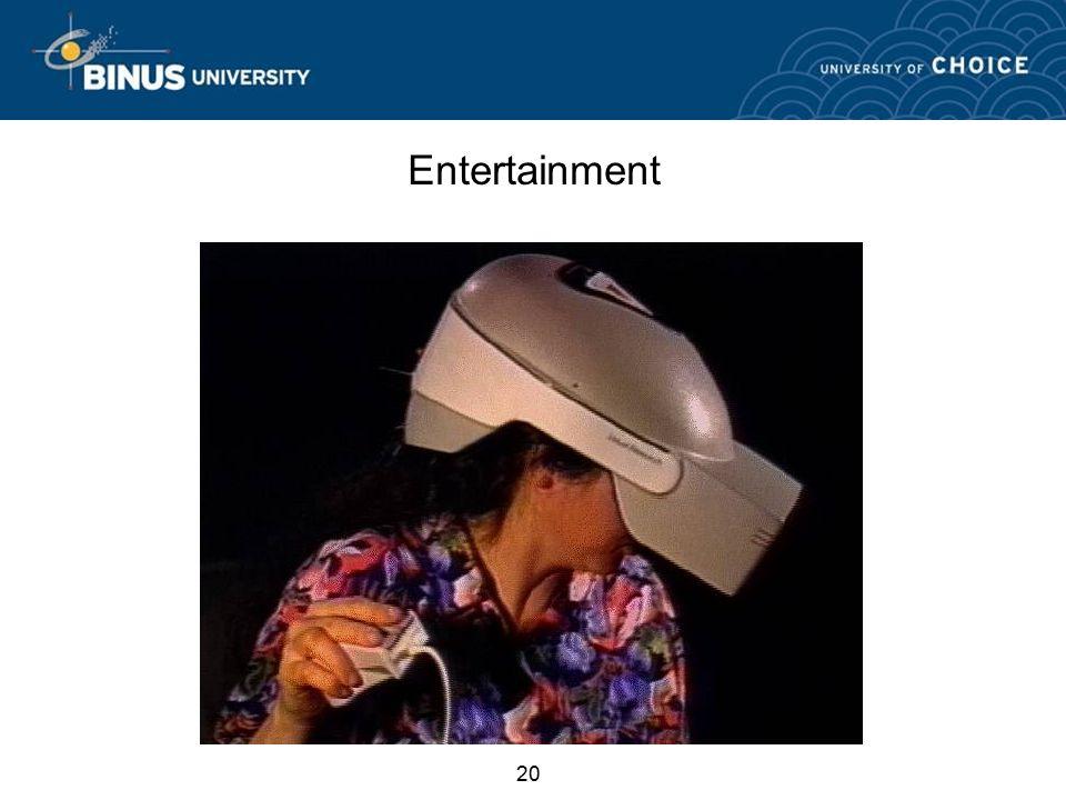20 Entertainment