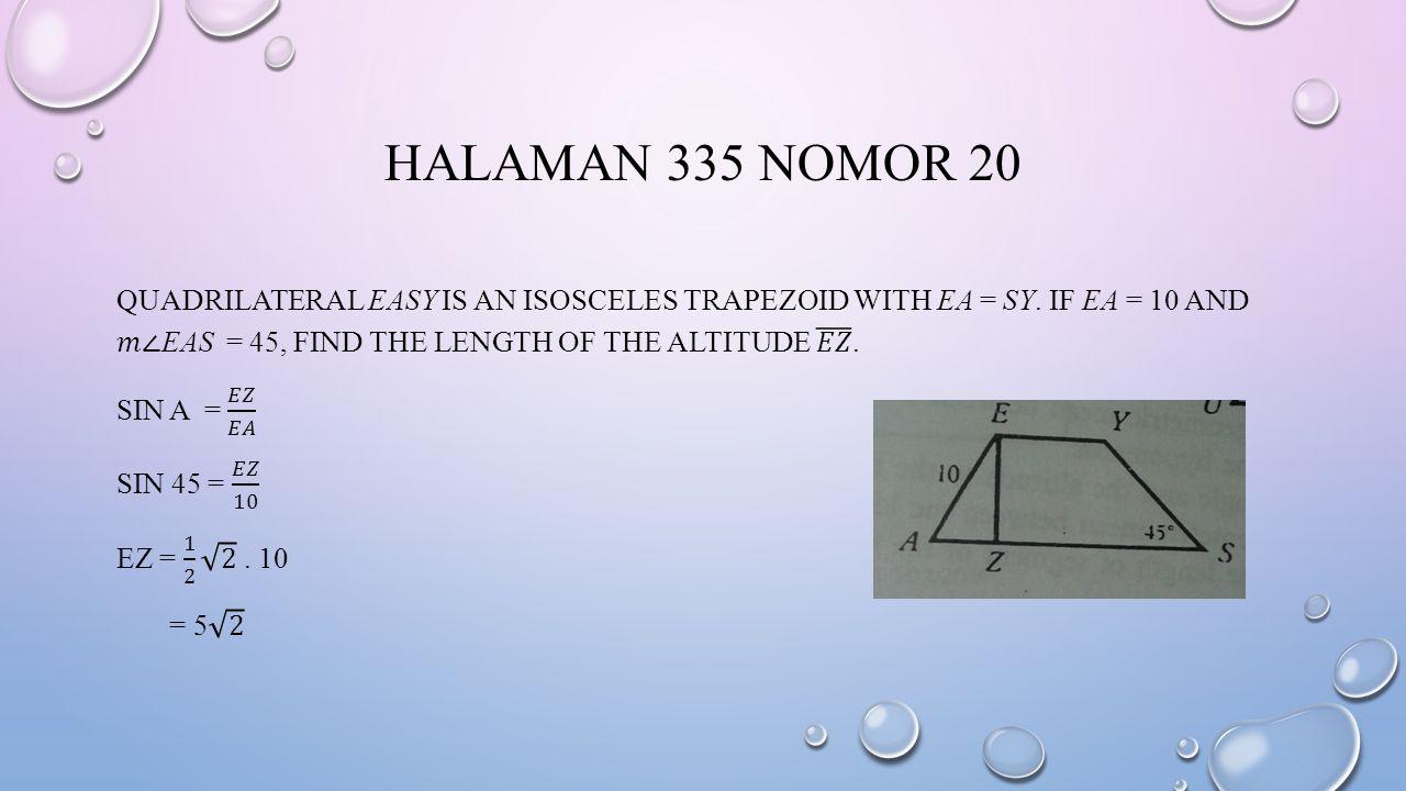 HALAMAN 335 NOMOR 20