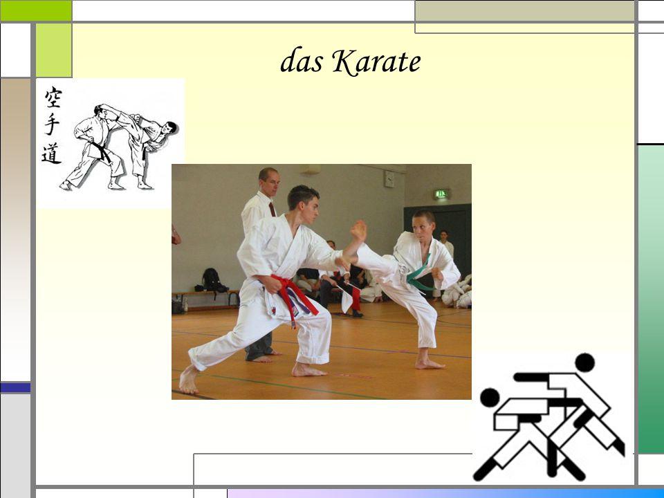 das Karate