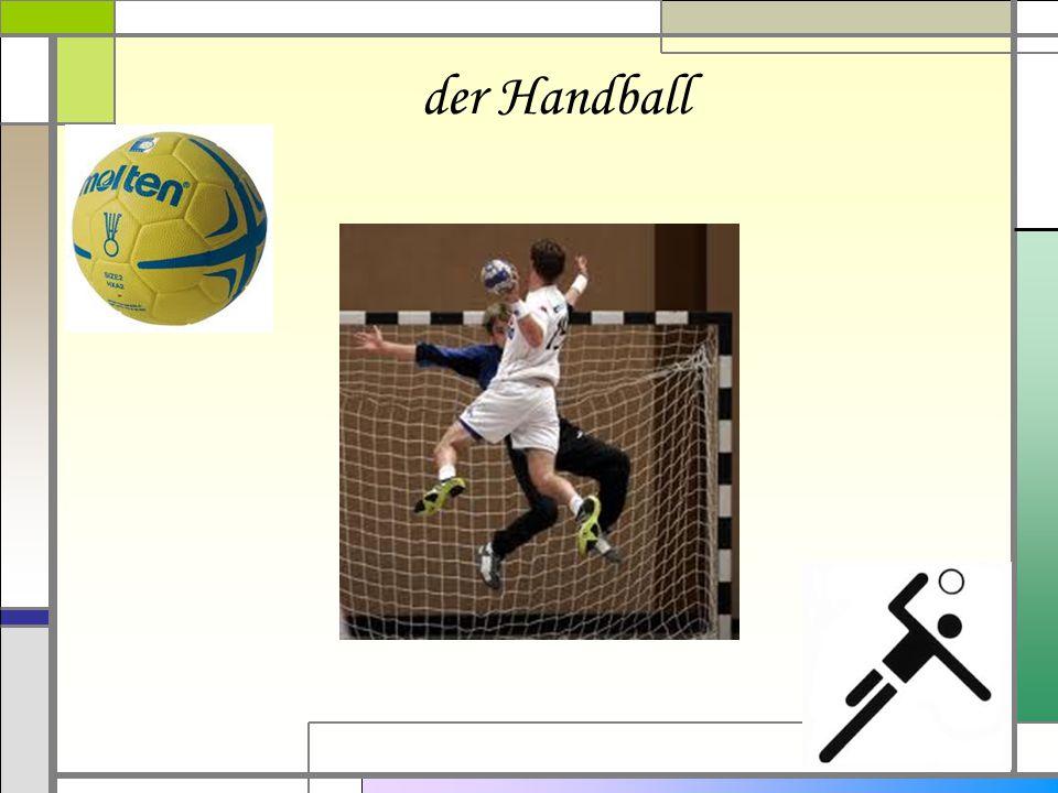 der Handball