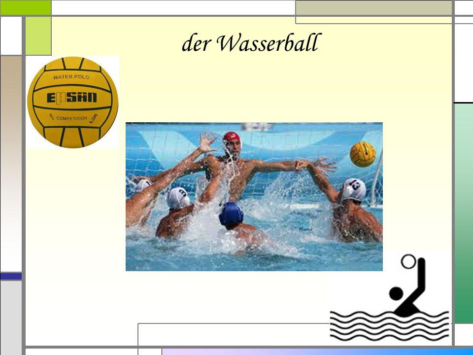der Wasserball