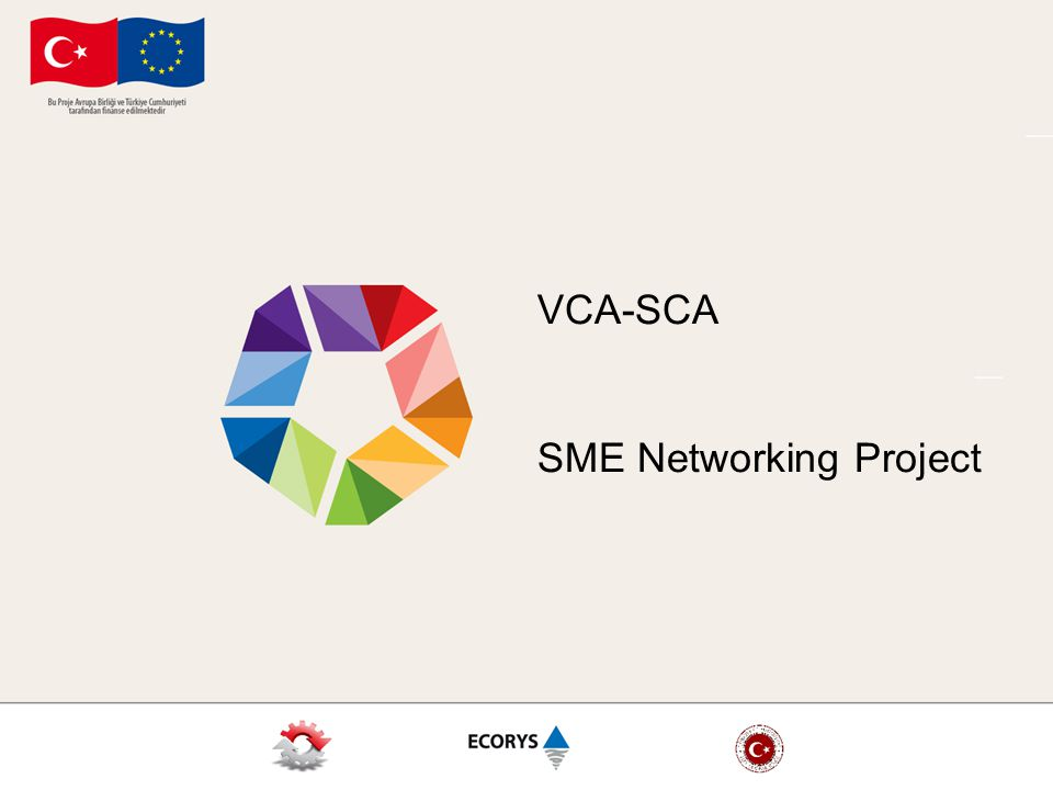 VCA-SCA SME Networking Project