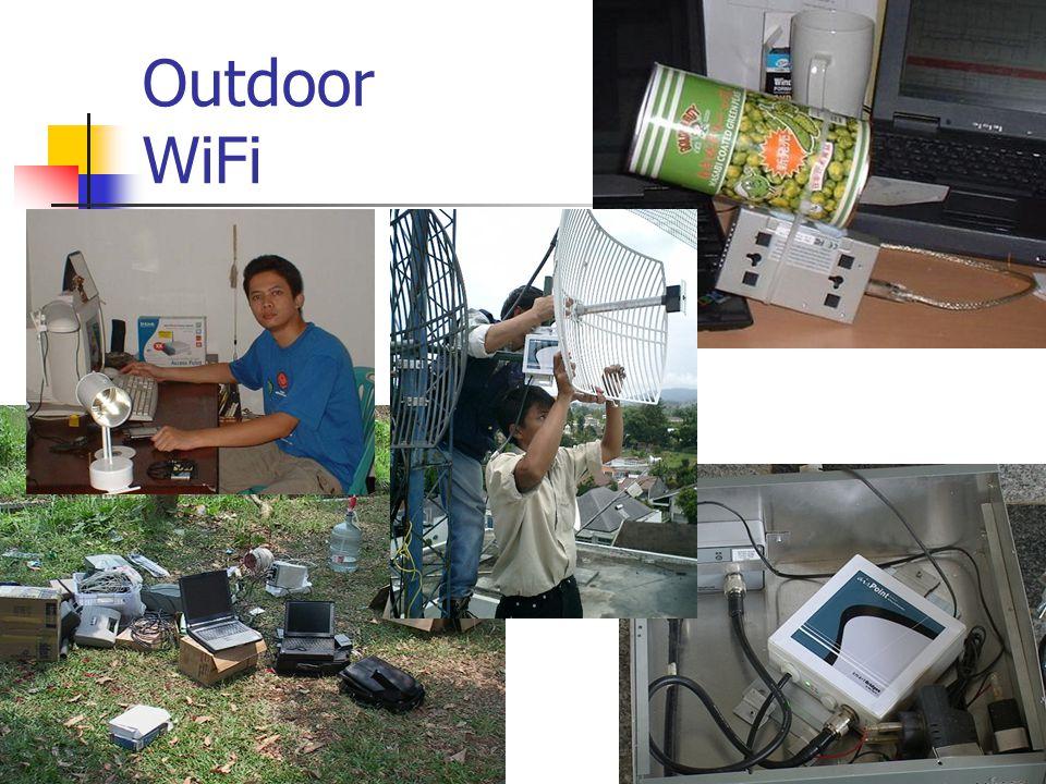 Outdoor WiFi