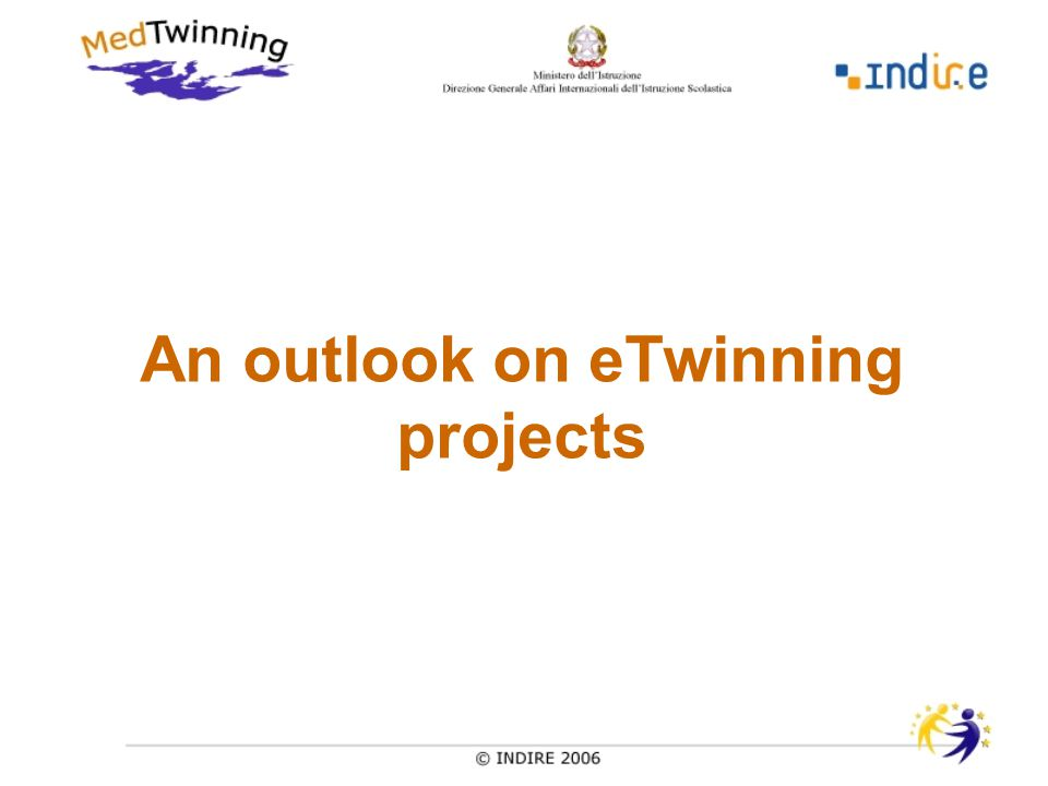 An outlook on eTwinning projects