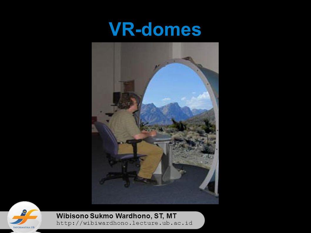 Wibisono Sukmo Wardhono, ST, MT http://wibiwardhono.lecture.ub.ac.id VR-domes