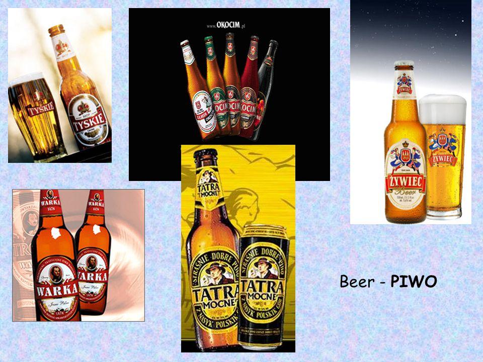Beer - PIWO