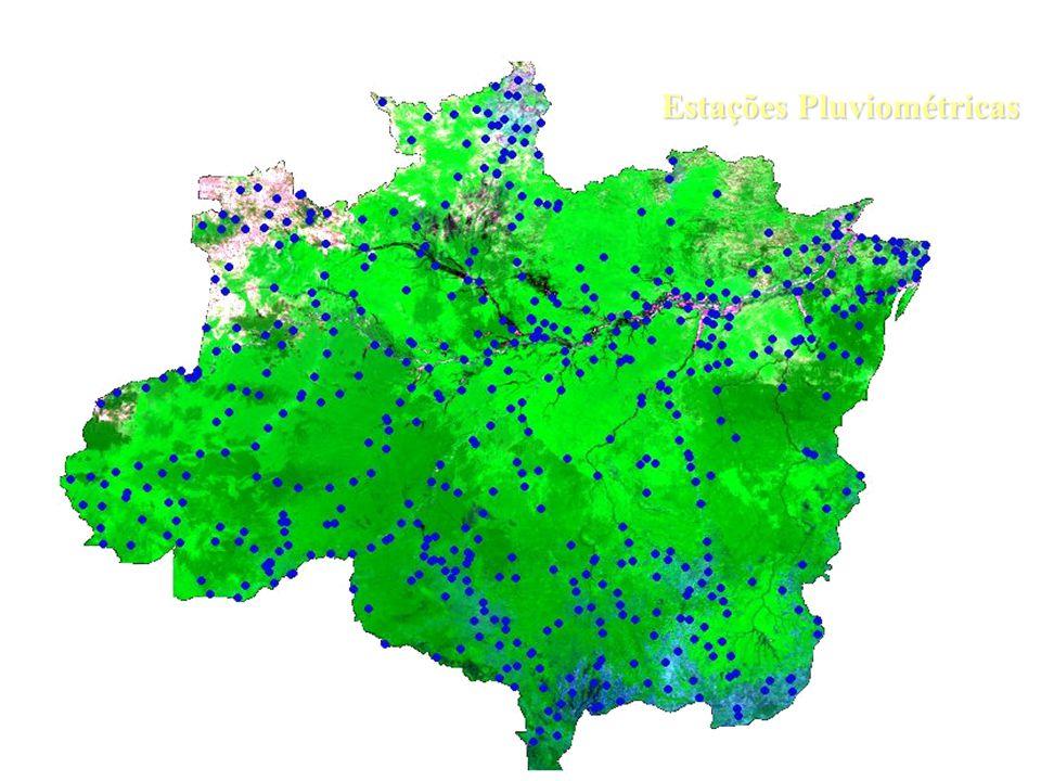 Estações Pluviométricas