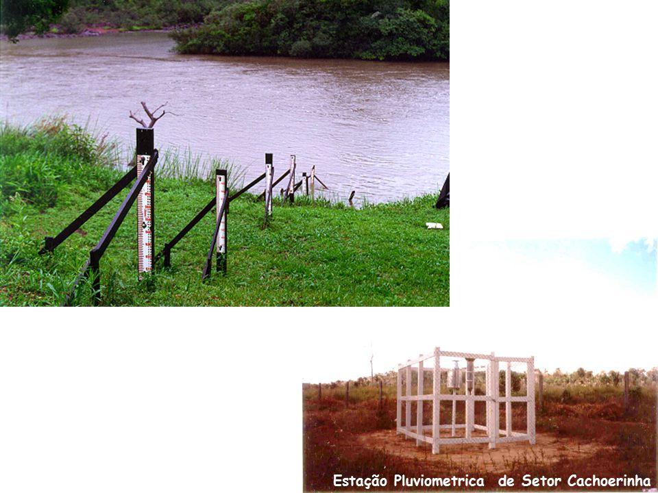 Estação Pluviometrica de Setor Cachoerinha