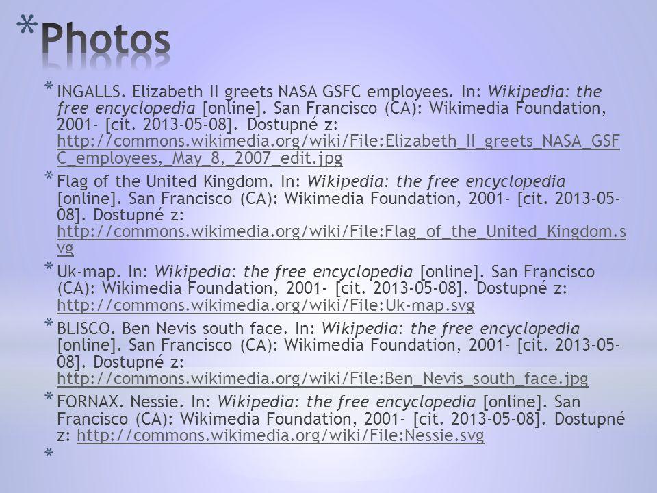 * INGALLS. Elizabeth II greets NASA GSFC employees.