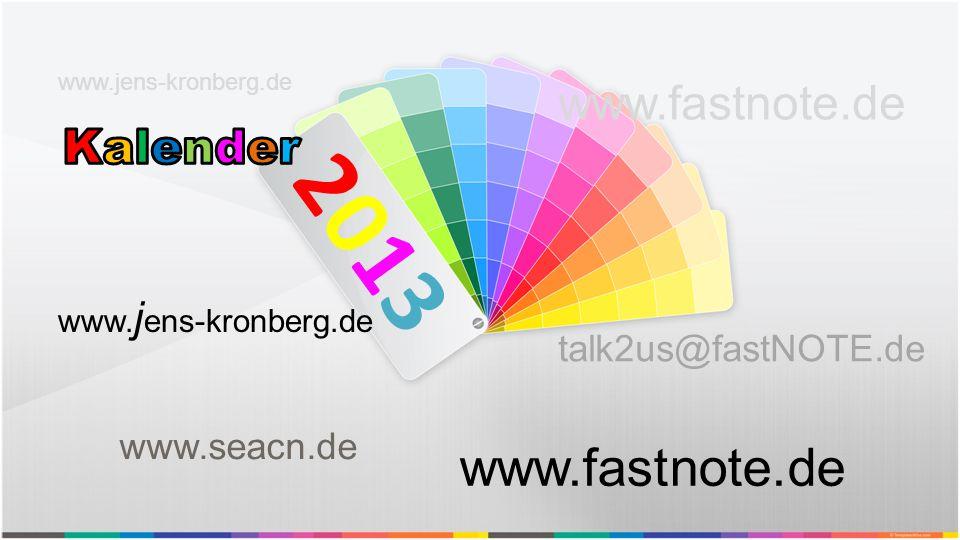 SoMoDiMiDoFrSa 12 3456789 10111213141516 17181920212223 24252627282930 www.jens-kronberg.de