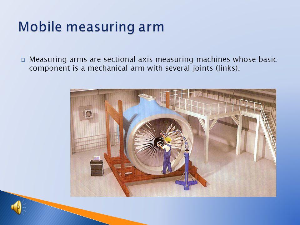 Measuring arm FARO