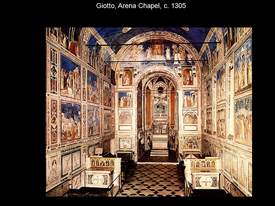 Giotto, Arena Chapel, c. 1305