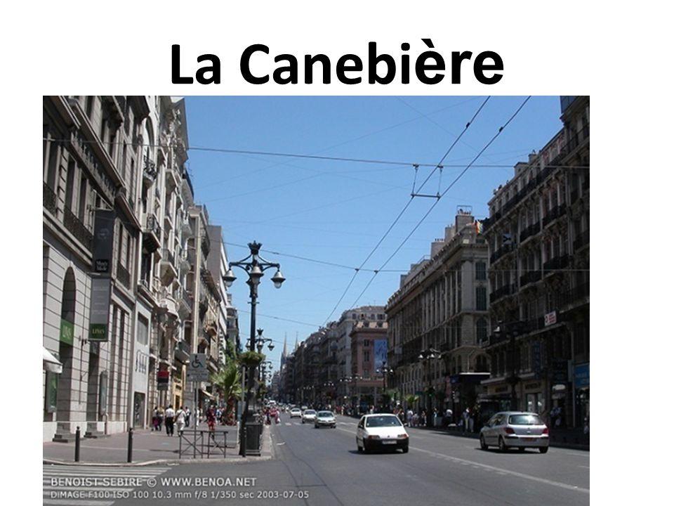 La Canebi ère