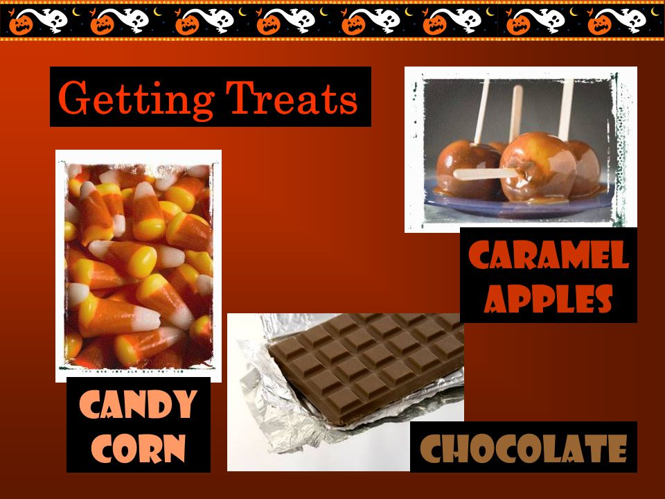 Trick-or-Treating Trick or treat