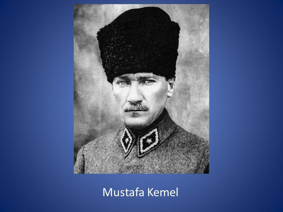 Mustafa Kemel
