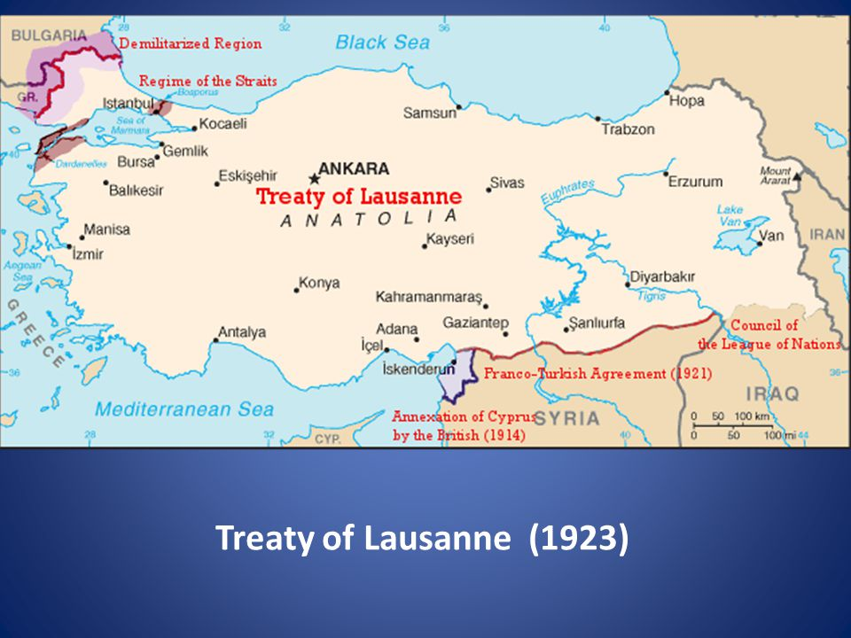 Treaty of Lausanne (1923)