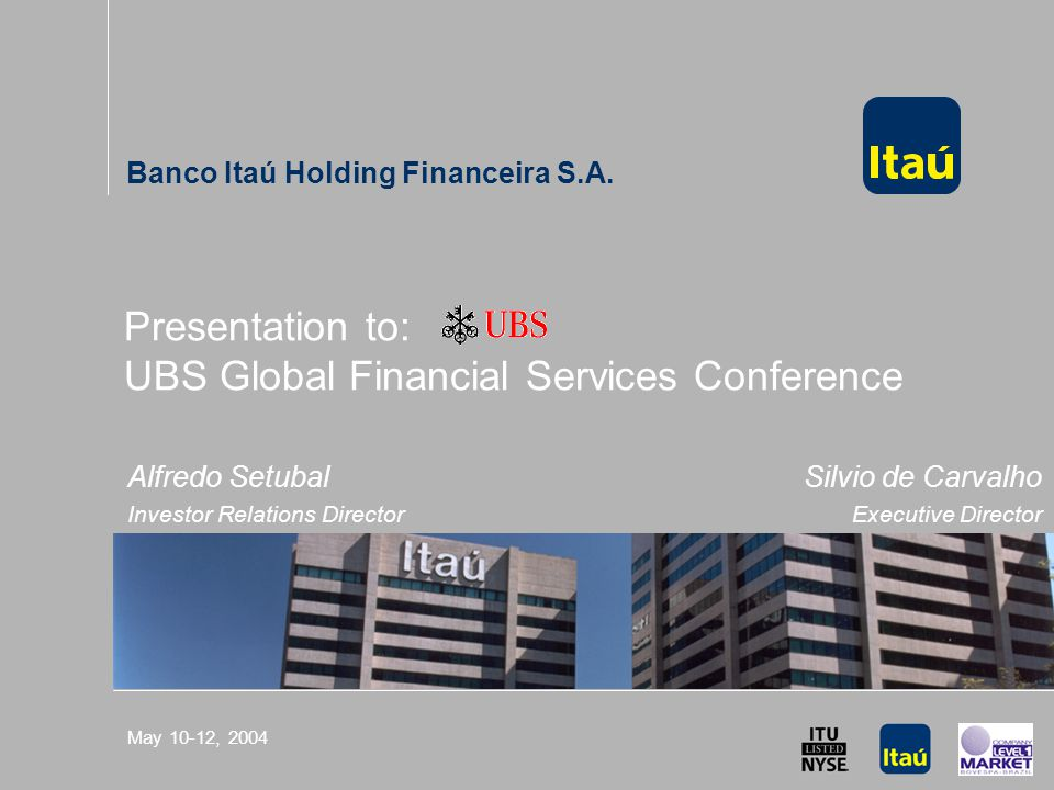 UBS Global Financial Services Conference 21 Total Unrealized Interbank Deposits Securities and Derivatives Exceeding Provision Adjust.