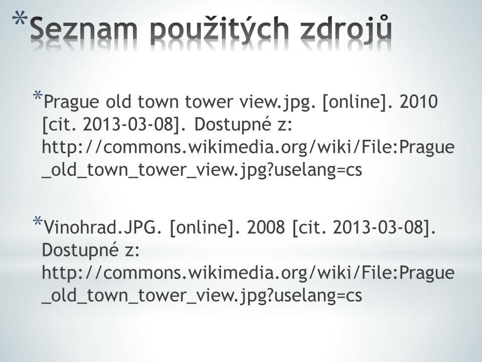 * Prague old town tower view.jpg. [online]. 2010 [cit.