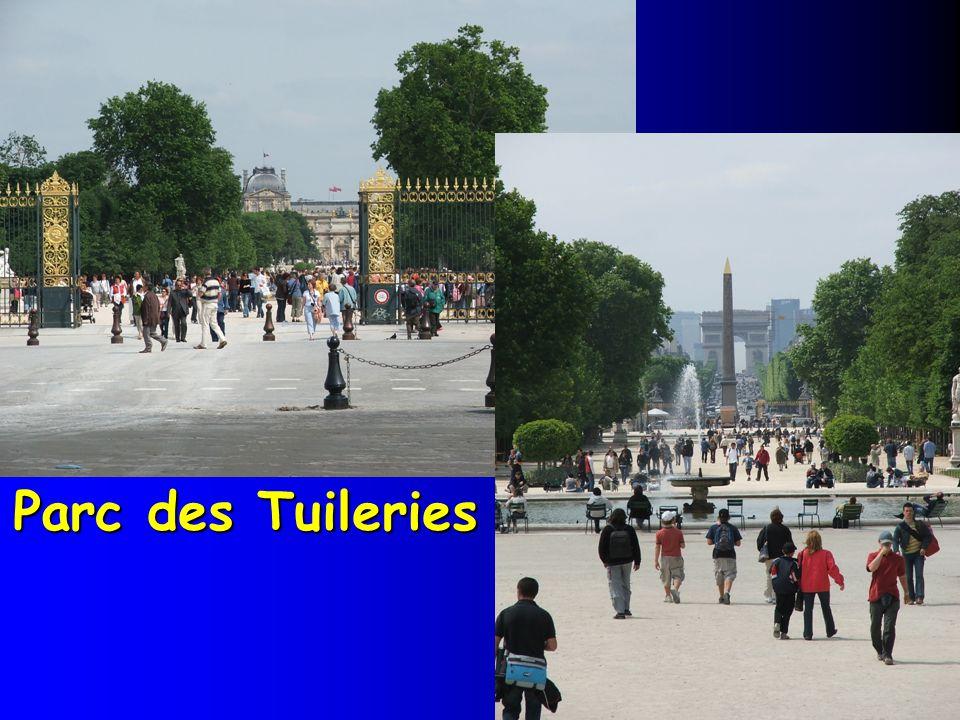 Parc des Tuileries