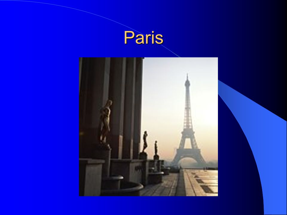 Left Bank: Latin Quarter: La Sorbonne (University) St Germain (Blvd with book shops…), Eiffel Tower, Parc du Luxembourg, Montparnasse tower…Pantheon, National Library…