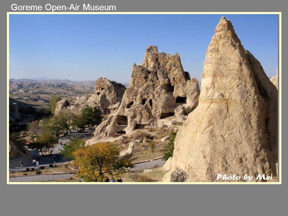 Goreme Open-Air Museum