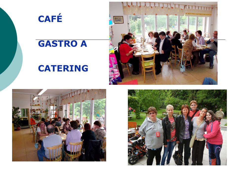 CAFÉ GASTRO A CATERING
