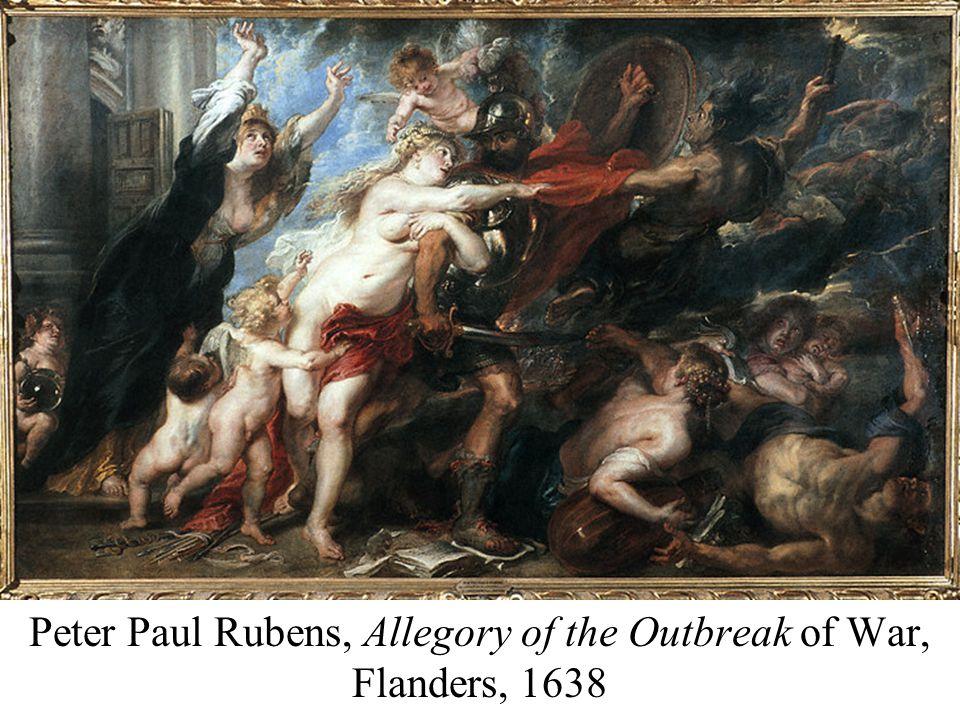Peter Paul Rubens, Elevation of the Cross, Flanders, 1610