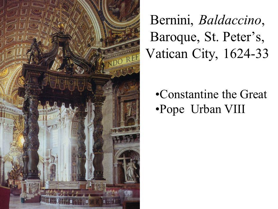 Gianlorenzo Bernini, St. Peter's Square, Vatican City, 1656-67