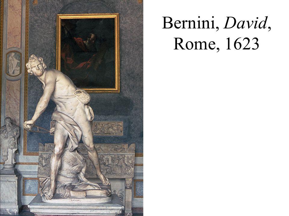 Bernini, David, Rome, 1623