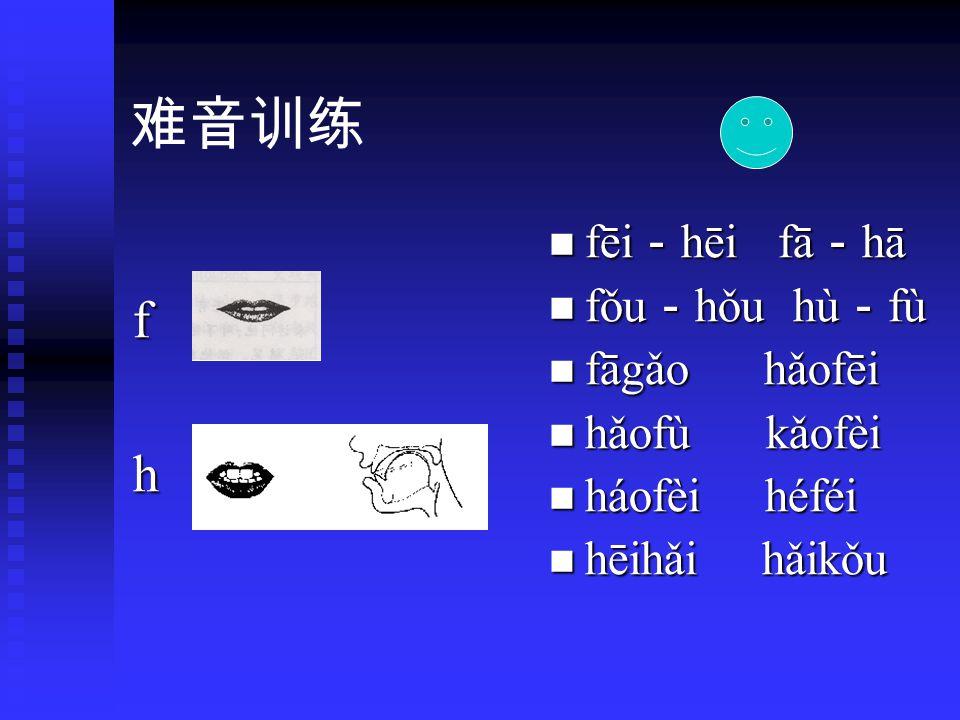 难音训练 gk gēi - kēi gǒu - kǒu gé - ké gǔ - kǔ gǎo - kǎo gāi - kāi gǎigé - kǎigē kǎigē - kāikè gòugé - kǒukě gāogū - kǎogǔ tóugǎo - tóukǎo kèkǔ - kègǔ