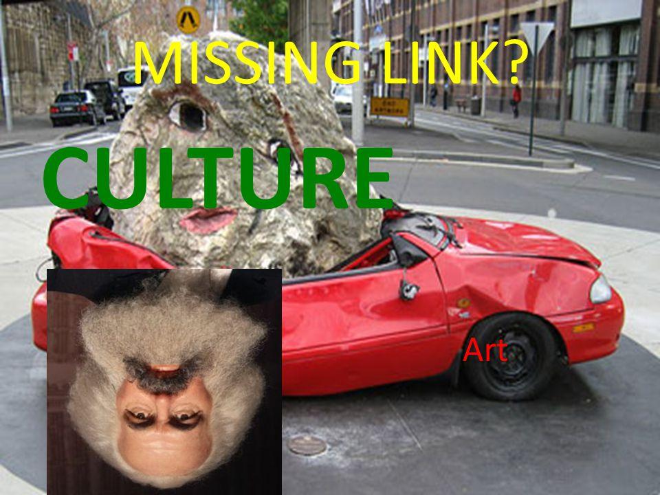 MISSING LINK CULTURE Art