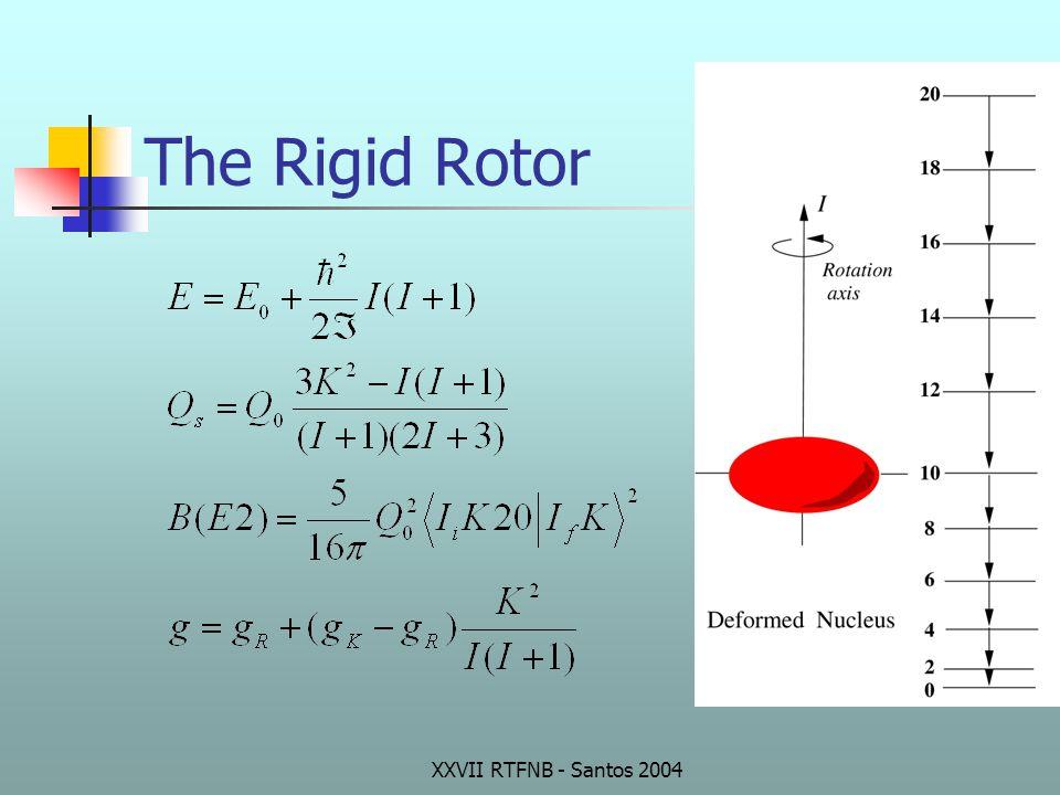 The Rigid Rotor