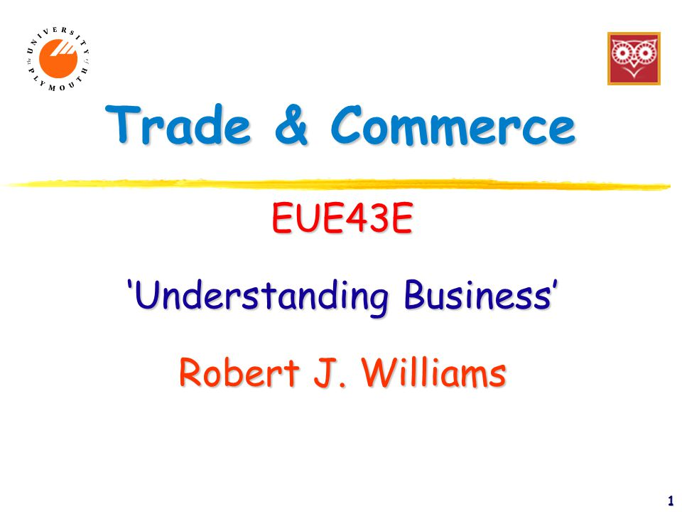 2 Introduction to 'Understanding Business' Following this session you should understand: l What this module is about & how it will operate l How you will be assessed l Your module timetable l Why we are using a Business Simulation l How the Business Simulation operates l What you need to do to get started?