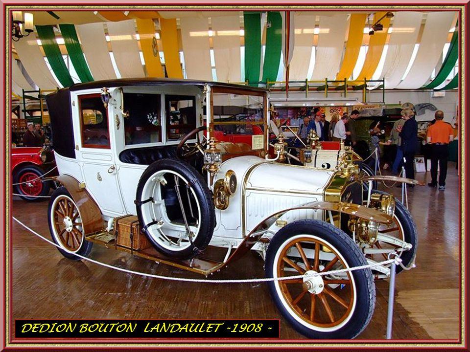 CLEMENT PANHARD – 1899 -