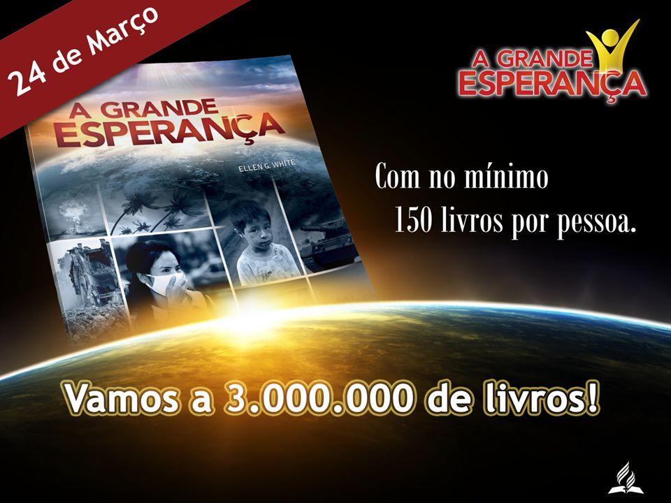 IASD Itapecerica da Serra ALVO 15.000 ADQUIRIDOS 9.000