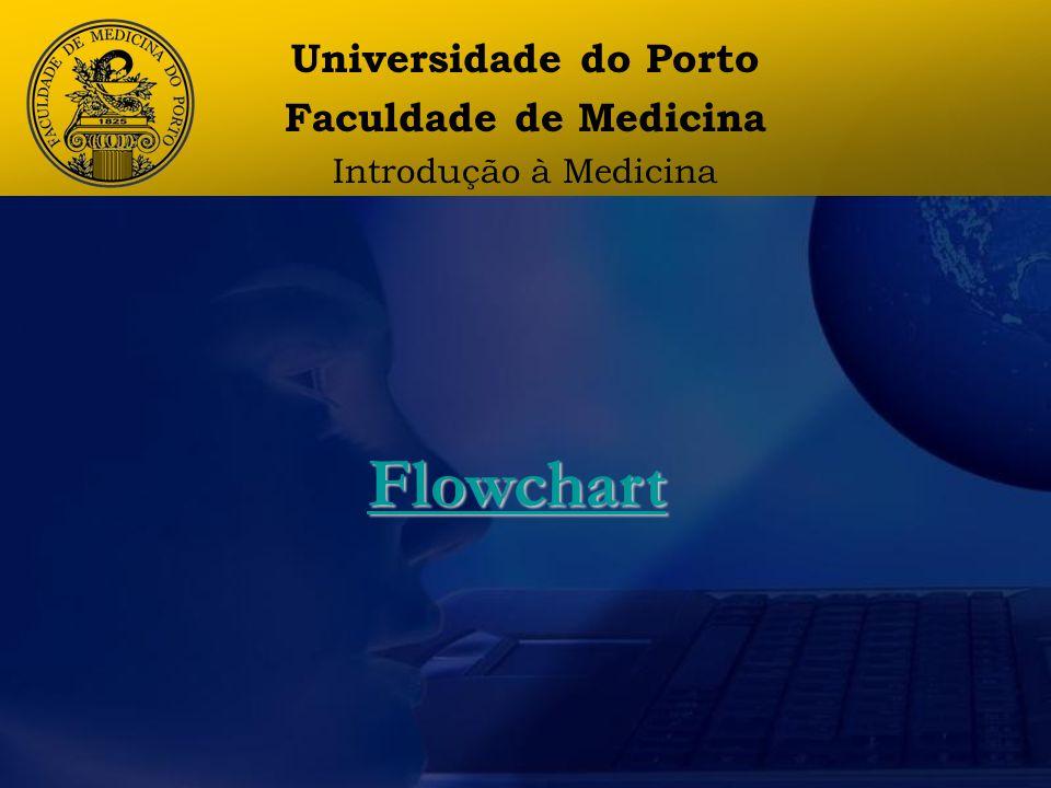 Universidade do Porto Faculdade de Medicina Introdução à Medicina Flowchart
