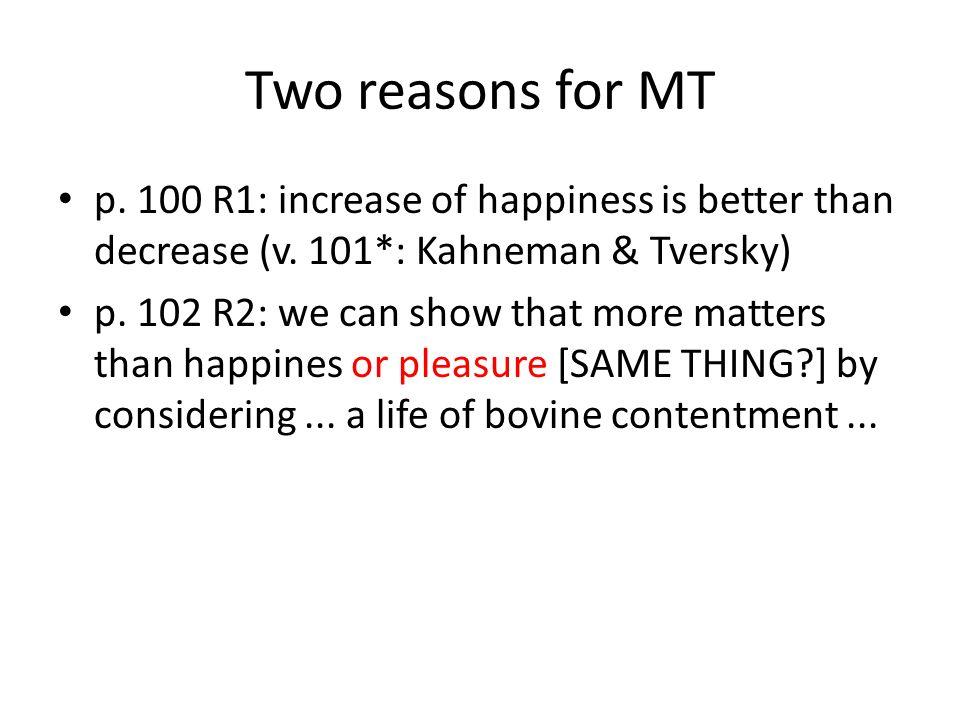 What is pleasure.p. 102* Freud pleasure principle vs.