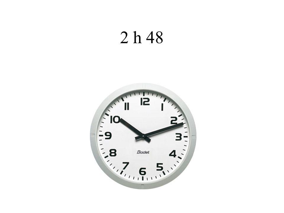 2 h 48